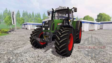 Fendt 820 Vario TMS FL para Farming Simulator 2015
