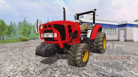 Bielorrusia-322 v0.9 para Farming Simulator 2015