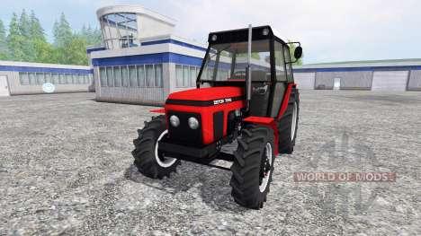 Zetor 7245 v1.0 para Farming Simulator 2015