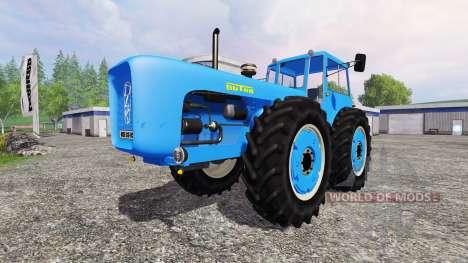 Dutra D4K B v2.0 para Farming Simulator 2015