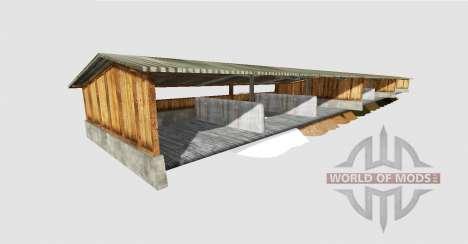 Food Storage para Farming Simulator 2015