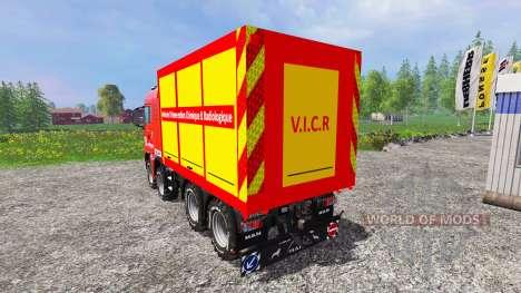 MAN TGS VICR para Farming Simulator 2015