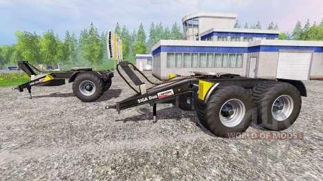 Kroger SIGA para Farming Simulator 2015