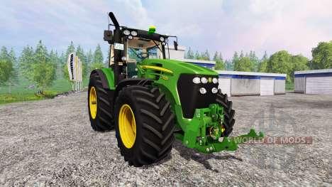 John Deere 7930 v3.0 para Farming Simulator 2015