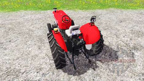 Massey Ferguson 135 para Farming Simulator 2015