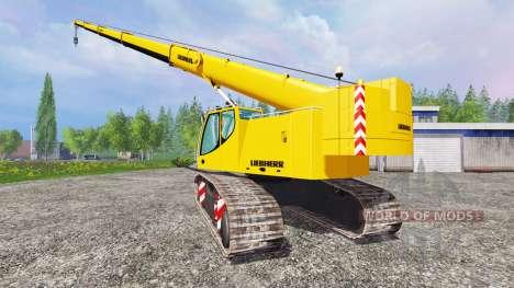 Liebherr LTR 1060 para Farming Simulator 2015