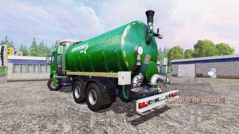 MAN TGS 18.440 [liquid manure] v3.1 para Farming Simulator 2015