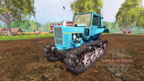 MTZ-82 Belarús [crawler] para Farming Simulator 2015