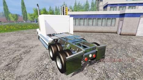 Freightliner FLD 120 para Farming Simulator 2015