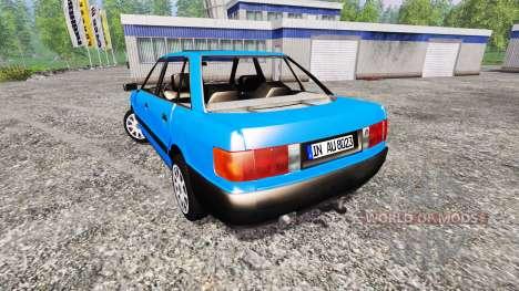 Audi 80 B3 para Farming Simulator 2015