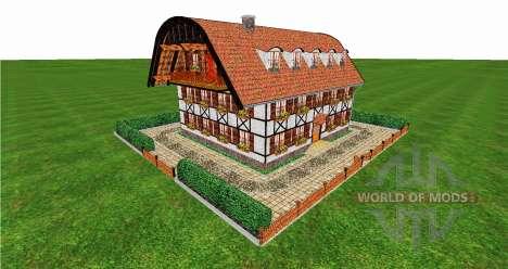 Farmhouse para Farming Simulator 2015