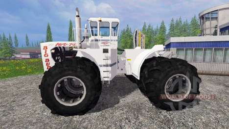 Big Bud-747 [new sound] para Farming Simulator 2015