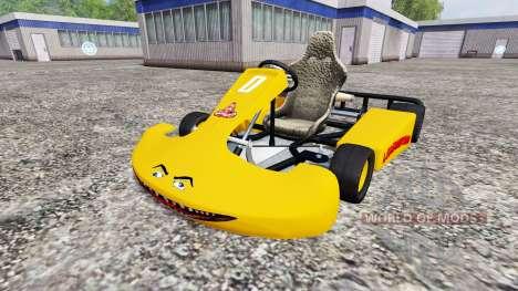 Karting v2.0 para Farming Simulator 2015