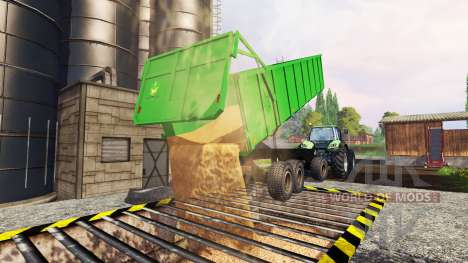 Laumetris PTL-20 para Farming Simulator 2015