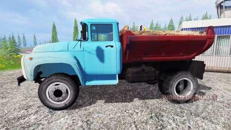 ZIL-130Д1 para Farming Simulator 2015