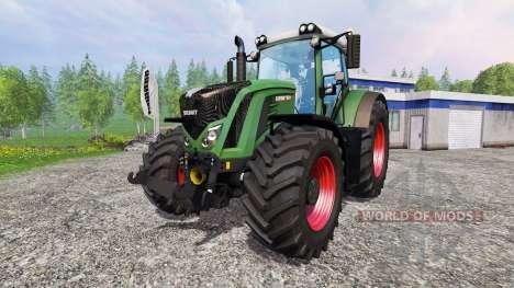 Fendt 927 Vario v0.5 para Farming Simulator 2015