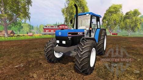 Ford 7840 para Farming Simulator 2015