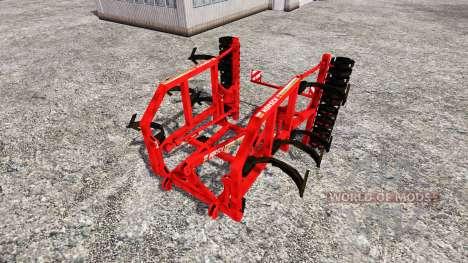 Horsch Terrano 4 FX para Farming Simulator 2015
