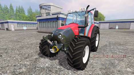 Lindner Geotrac 84 para Farming Simulator 2015