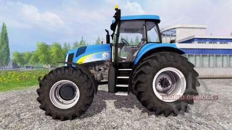 New Holland TG 285 v2.0 para Farming Simulator 2015