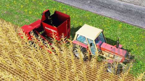 SIP Tornado 40 para Farming Simulator 2015