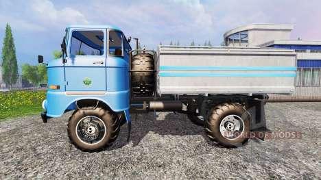 IFA W50L para Farming Simulator 2015