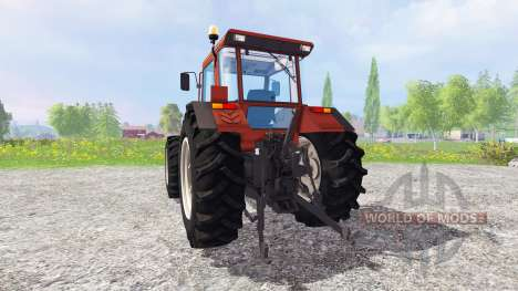 Fiat F130 v2.0 para Farming Simulator 2015