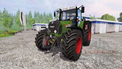 Fendt 820 Vario TMS [final] para Farming Simulator 2015
