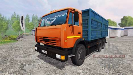 KamAZ-53212 [NefAZ 8560] para Farming Simulator 2015