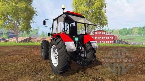 MTZ-Belarús 920 para Farming Simulator 2015