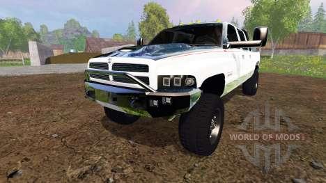 Dodge Ram 2500 [holy grail] para Farming Simulator 2015