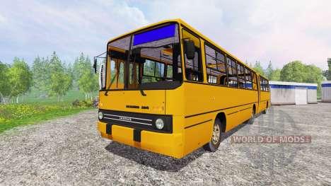 Ikarus 280 v2.0 para Farming Simulator 2015
