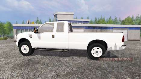 Ford F-350 para Farming Simulator 2015