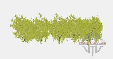 New Hedges para Farming Simulator 2015