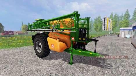 Amazone UX5200 v0.99 para Farming Simulator 2015