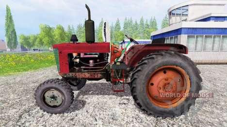 MTZ-45 v2.2 para Farming Simulator 2015