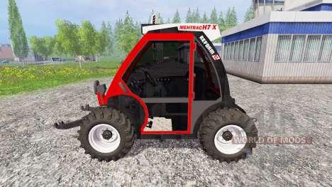 Reform Metrac H7 X 3B para Farming Simulator 2015