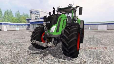 Fendt 936 Vario S4 v0.9 para Farming Simulator 2015