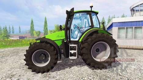 Deutz-Fahr Agrotron 120 Mk3 [washable] para Farming Simulator 2015
