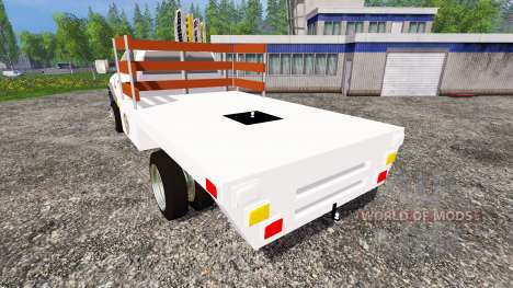 Dodge Ram 5500 2015 [stake truck] para Farming Simulator 2015