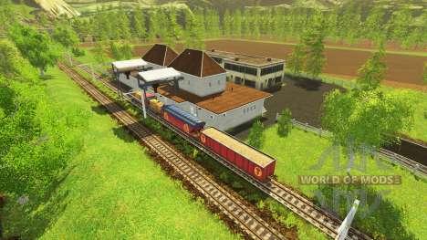 Country para Farming Simulator 2015