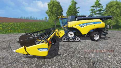 New Holland CR10.90 para Farming Simulator 2015