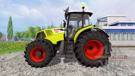 CLAAS Axion 850 [weight] para Farming Simulator 2015