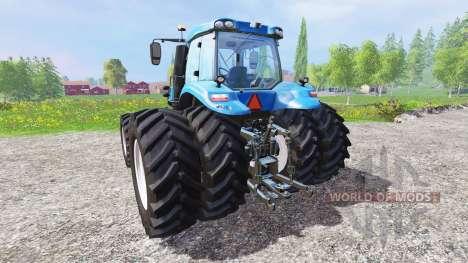 New Holland T8.435 v5.0 para Farming Simulator 2015