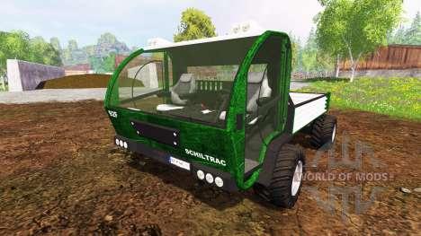 Schiltrac 92F para Farming Simulator 2015