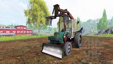 UMZ-6КЛ v2.0 [lidiar] para Farming Simulator 2015