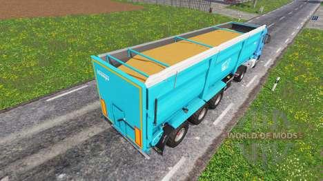 Krampe Bandit SB 30 60 para Farming Simulator 2015