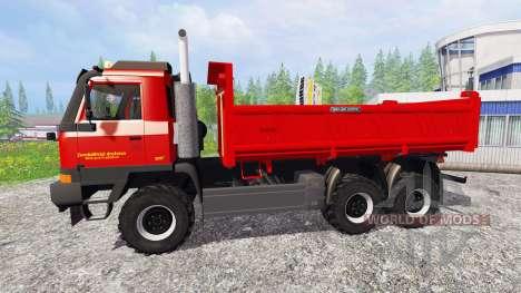 Tatra T815 TerrNo1 6x6 para Farming Simulator 2015