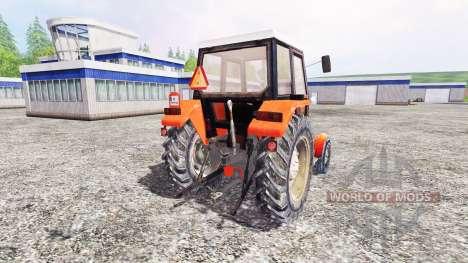 Massey Ferguson 255 v1.0 para Farming Simulator 2015