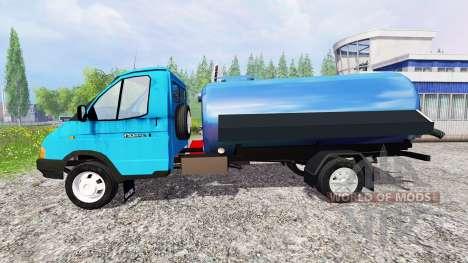 GAZ-3302 para Farming Simulator 2015